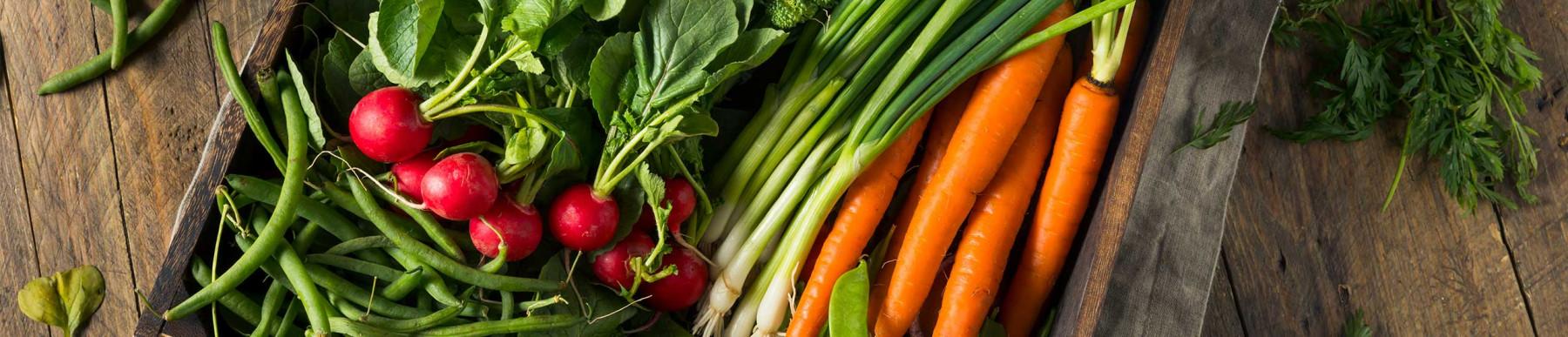 Ovocie a zelenina z farmy